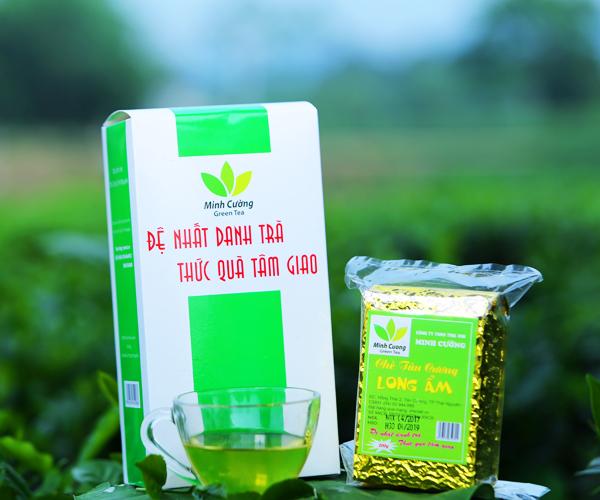 Sản phẩm chè Thái Nguyên Minh Cường