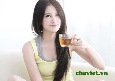 Uống trà giúp làm giảm cholesterol