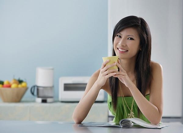 Uống Chè Thái nguyên giúp ngừa ung thư vú