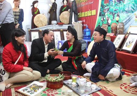Sức sống trà Thái Nguyên