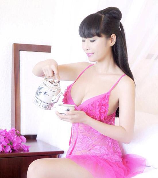 Trong trà xanh có tinh chất ngăn ngừa HIV. (Minh Họa)