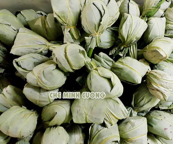 trà ướp sen Phủ tây hồ