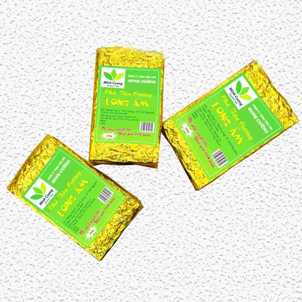 sản phẩm trà Long ẩm