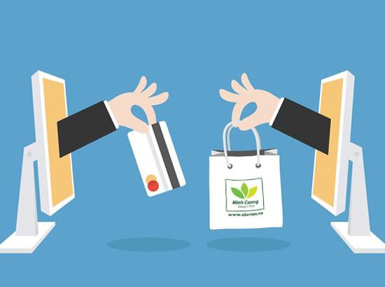 Đa dạng hình thức thanh toán khi mua chè Thái Nguyên Minh Cường