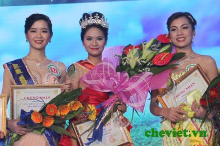 Cuộc thi Người đẹp xứ Trà