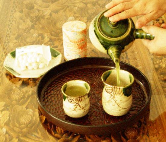 Đặc sản chè Thái Nguyên