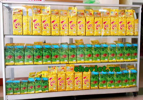 Tủ Trà Thái Nguyên ở TPHCM